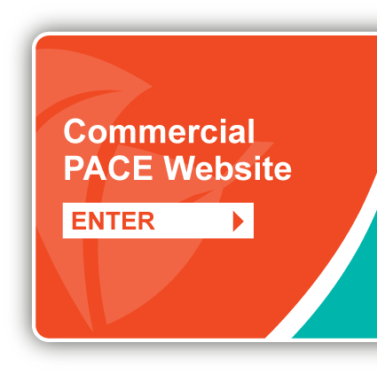 Commercial PACE Website